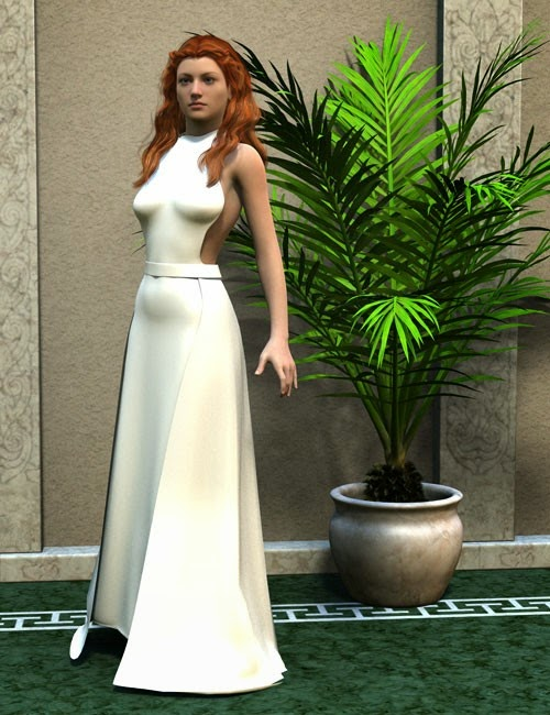 Équilibrer robe pour Genesis 2 Femme