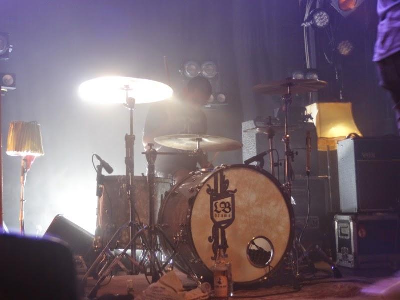09.12.2014 Hamburg - Knust: Krank