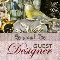 Zeus and Zoe Guest Designer