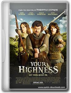 Download Filme Sua Alteza (Your Highness) PPVRip