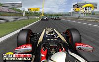 F1 en pista del simulador 11