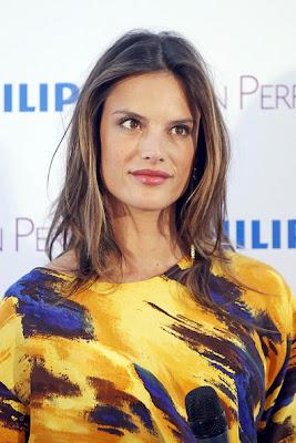 Alessandra Ambrosio 2012 Hairstyle