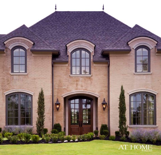 House exteriors on pinterest shutters french country for French country exterior