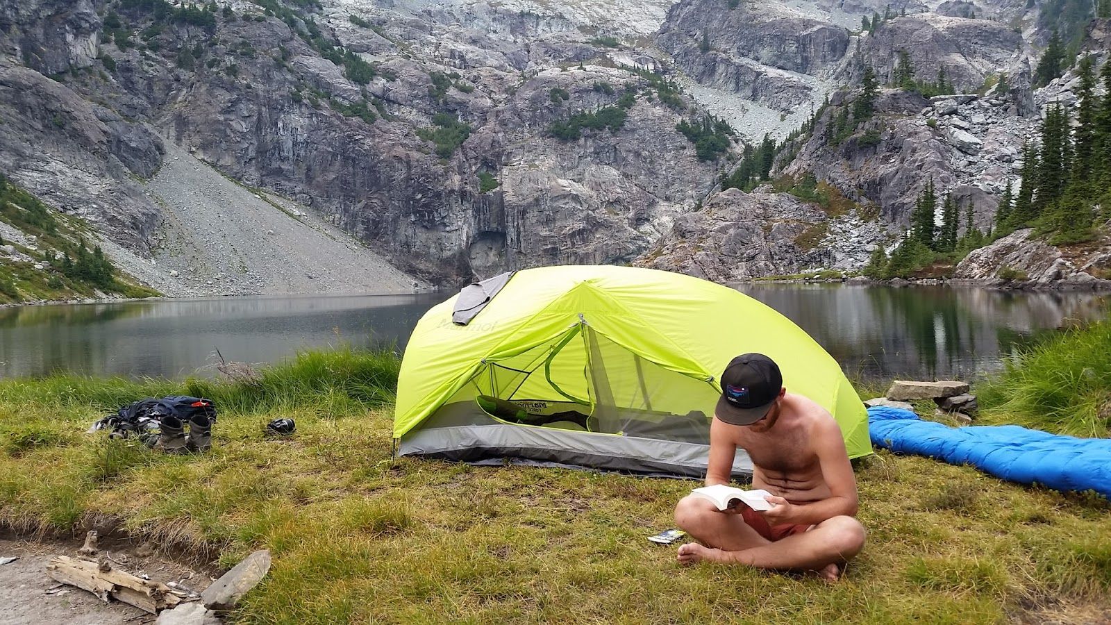 & Marmot Force 2P and 3P Tent Review