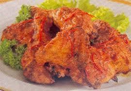 Ayam Bakar Rica-Rica