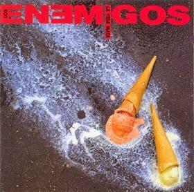 LOS ENEMIGOS - La vida mata - Los mejores discos de 1990
