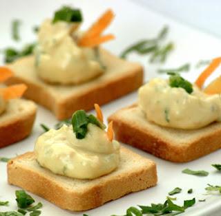 Cozinha pra quem cozinha pat s adoro for Canapes simples e barato