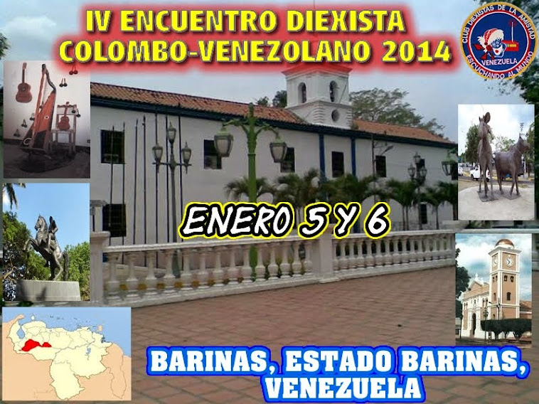 IV-EDXCV-2014: Comenzó la cuenta regresiva...!!!