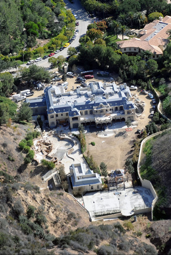 Eileen's Home Design: Updated Aerial Pictures of Mark ...