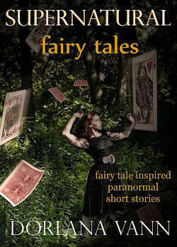 Supernatural Fairy Tales Anthology