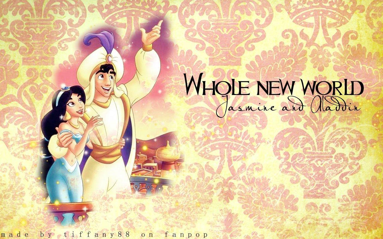 Disney Desktop Wallpaper Free Aladdin