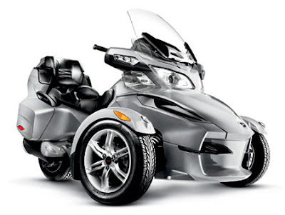 2011 Can-Am Spyder RT Limited Review,Specs and Pictures | Super