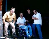 FOTO DO SAUDOSO CARLÃO PY4CBJ   , PU2UVC BETO E AMIGOS