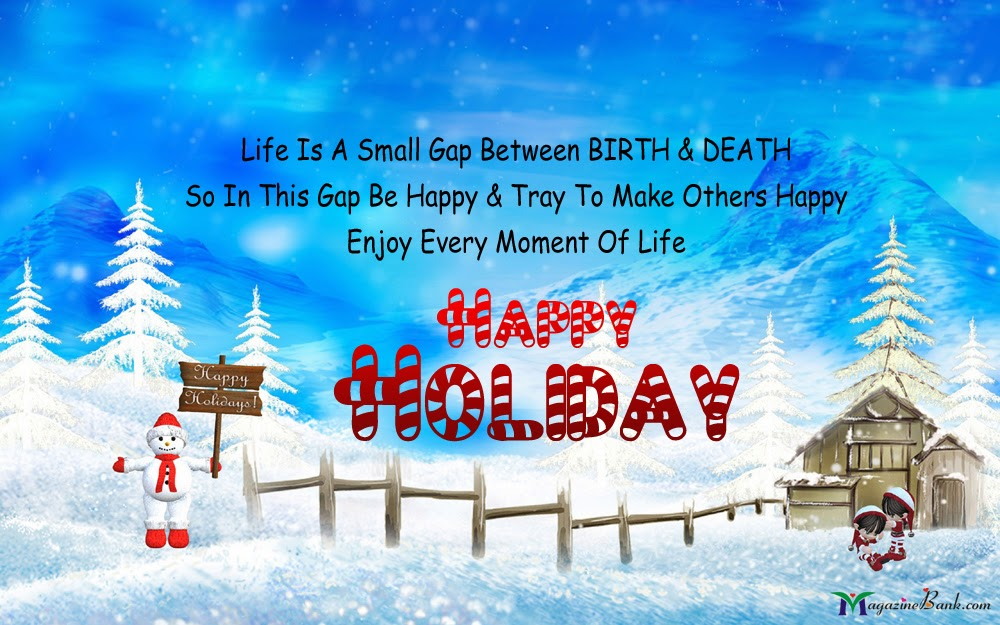 Holiday Quotes And Poems QuotesGram