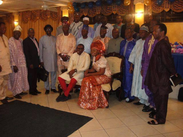 Wedding Deeper Life Suspends Kumuyis Son Innocent Ezike Blog