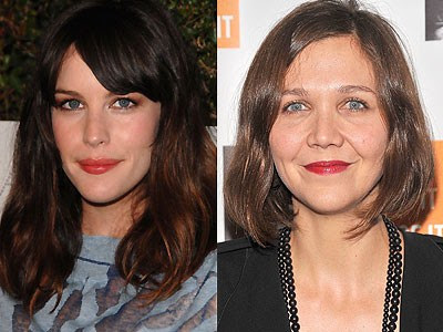 Liv Tyler and Maggie Gyllenhaal Which celebrity is the youngest?