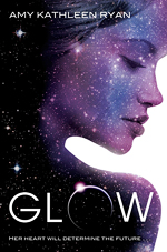 Glow book cover