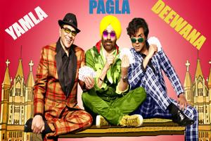 Yamla Pagla Deewana (Title Song)