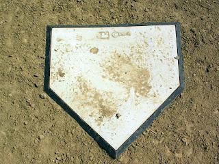 Home Plate de beisbol