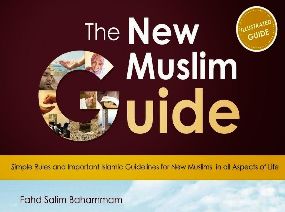 مشروع دليل المسلم الجديد