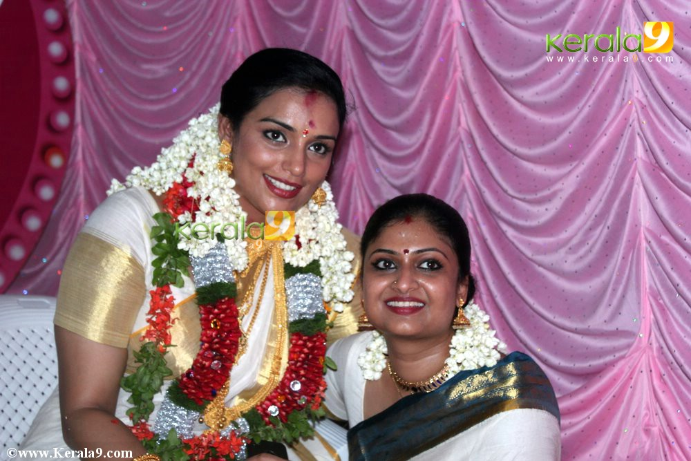 Poornima Indrajith Wedding Photos