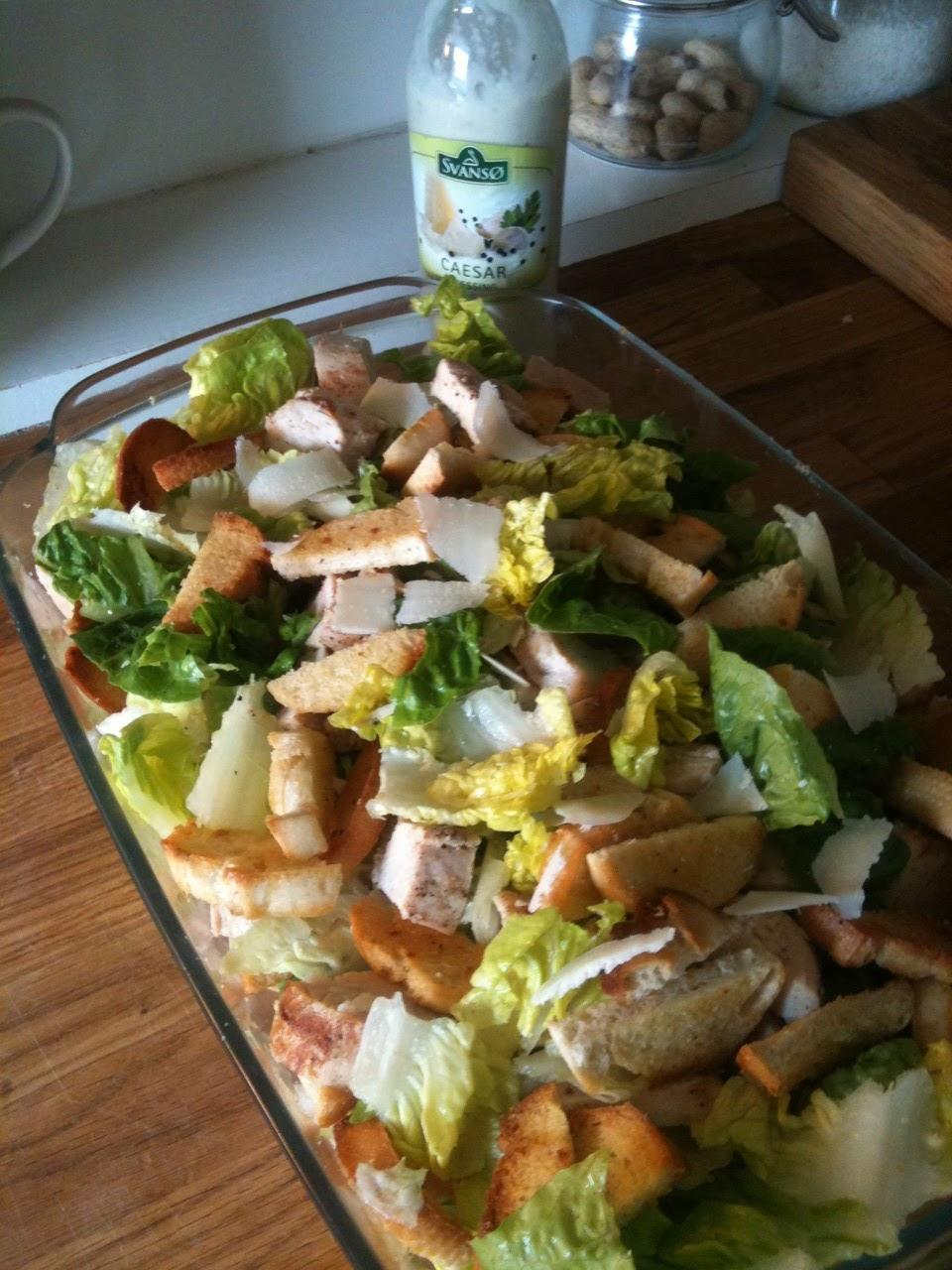 cesar salat dressing