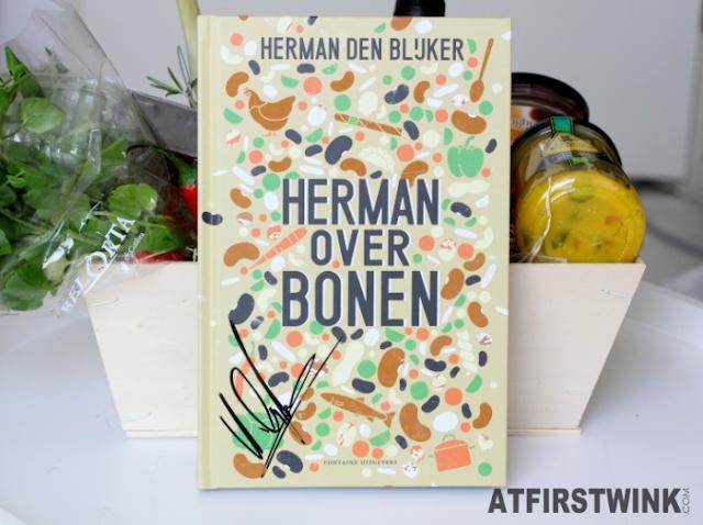 Herman den blijker - Herman over bonen book