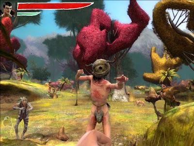 Zeno Clash 1 PC Games Gameplay Fighting