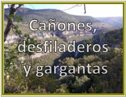 Cañones, desfiladeros y gargantas de Burgos