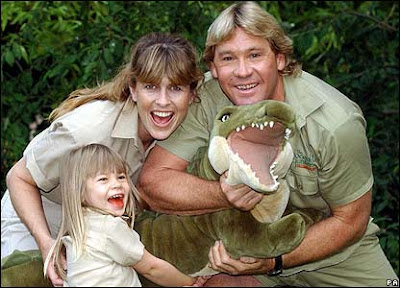 Tribute to Steve Irwin - Click here