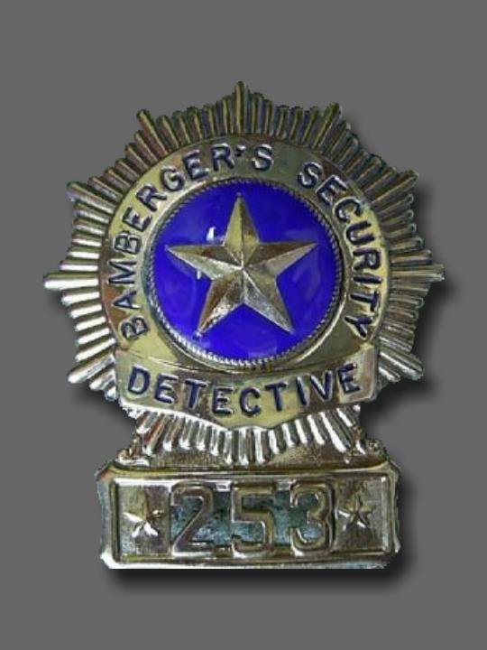 loss prevention detective