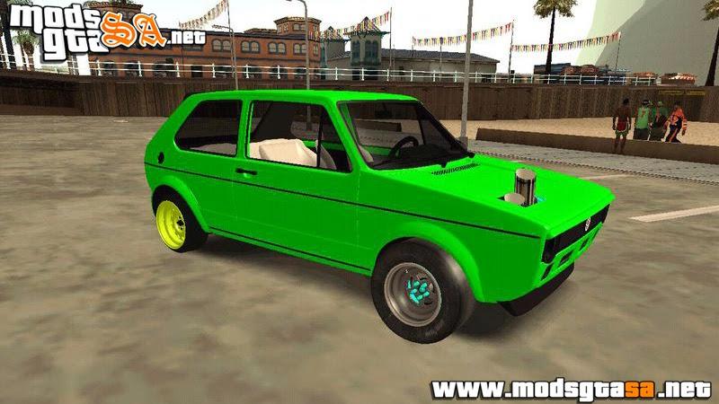 SA - Volkswagen Golf MK1 GTI dohc 16v