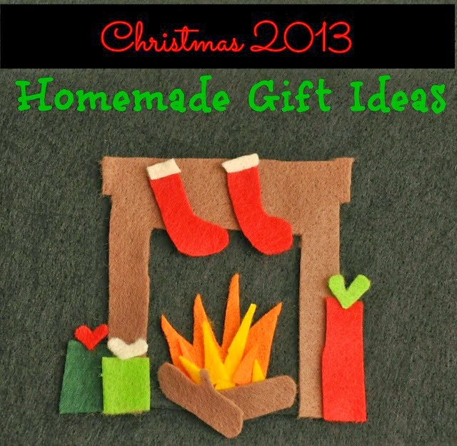 Homemade Christmas Gift Ideas 2013