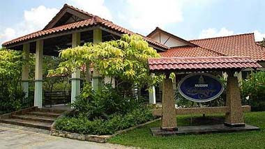 Refurbished: The Petaling Jaya museum at Taman Jaya with WiFi services.