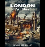 LONDRES BAJO FUEGO – LONDON HAS FALLEN (2016) TRÁILER #1 OFICIAL SUBTITULADO
