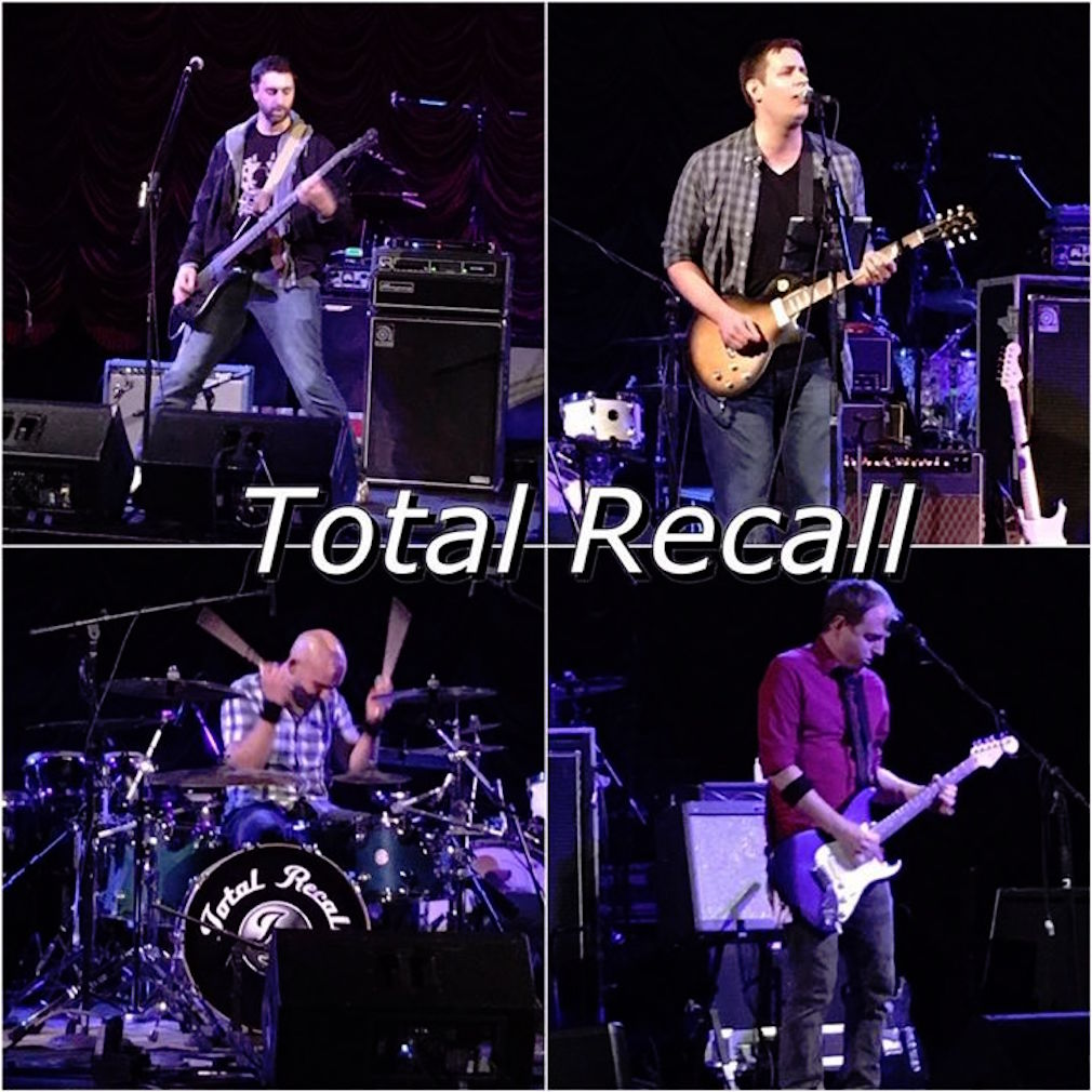 Total Recall - 90s/Alternative Cover Band