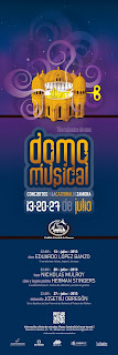 CARTEL ::: Domo Musical 2013