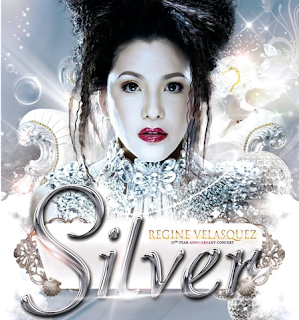 Silver: Regine Velasquez 25th Anniversary Concert January 27 2013 Replay