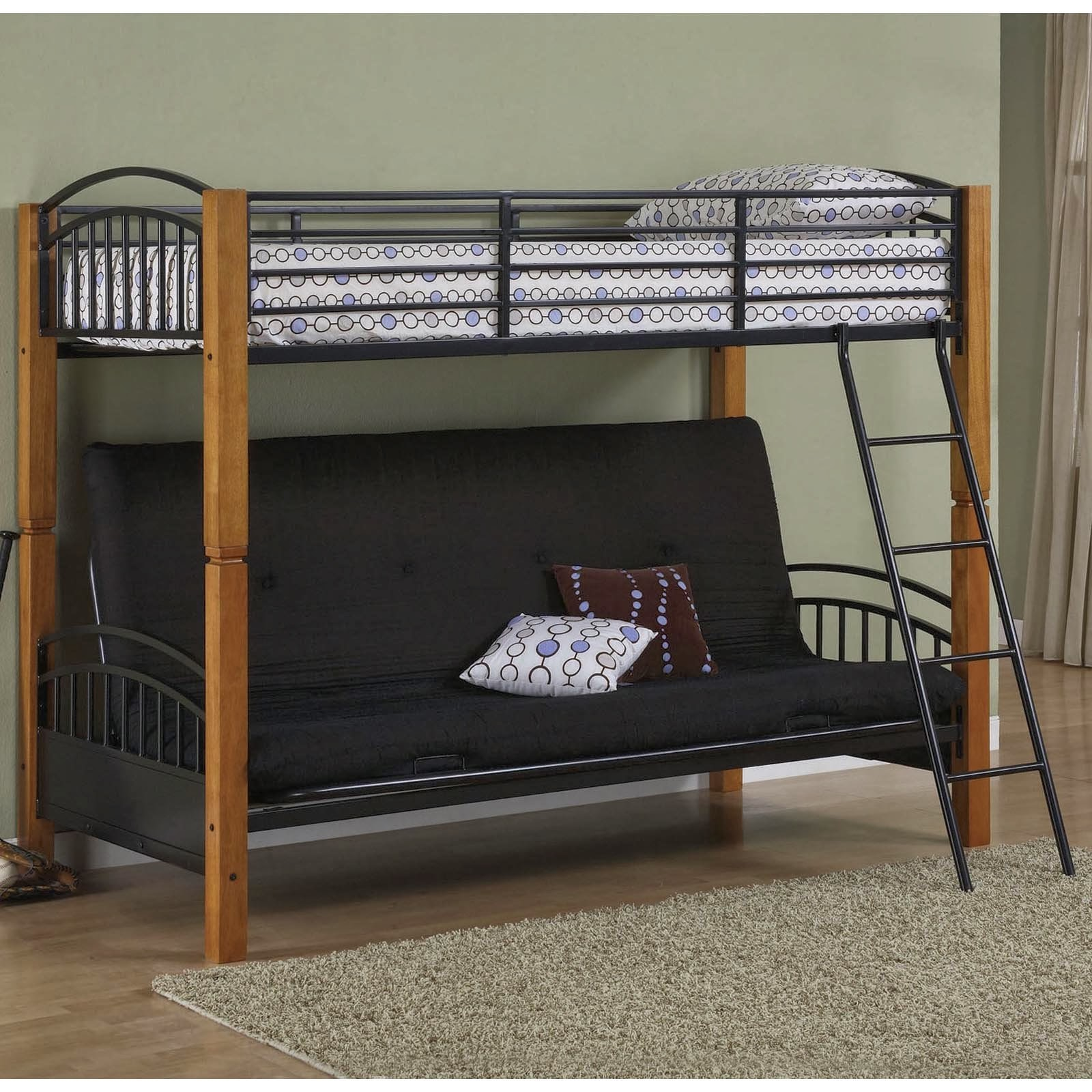 Futon Bunk Beds 1600 x 1600