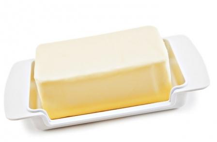 boter (2x gebruiken) bedorven!