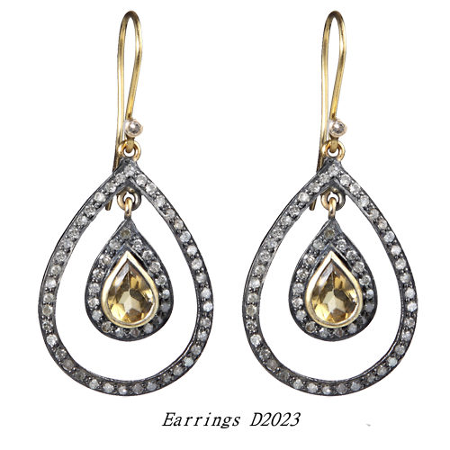 Princess Mary Style - JEWLSCPH Earrings D2023