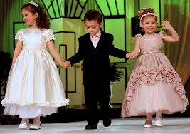Flower Girl Dresses and Childrens Formal Wear Season