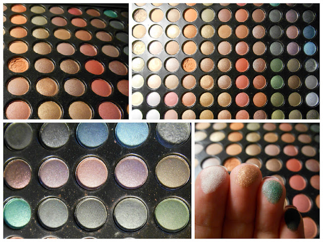 88 mirage palette Coastal Scents