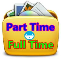 Part time,สมัครงานพาร์ทไทม์,ฟูลไทม์,คีย์ข้อมูลทำที่บ้าน,Part time เวลาว่าง