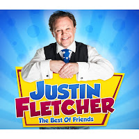 Justin Fletcher The Best of Friends CD