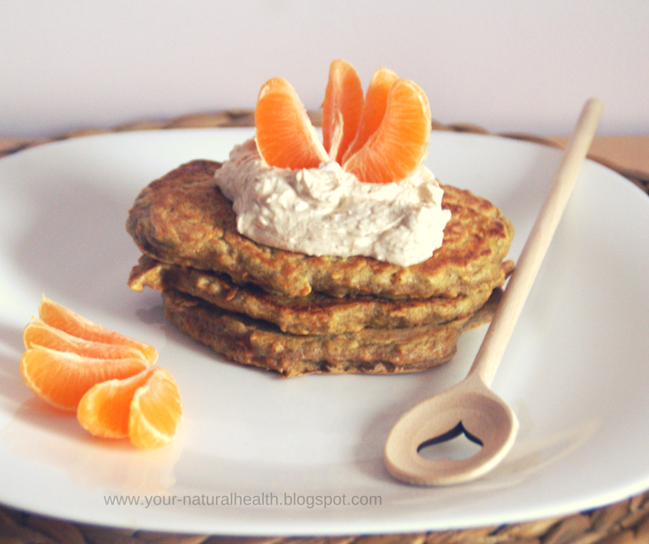 www.your naturalhealth.blogspot.com Szybkie pancakesy //your naturalhealth
