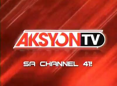 Aksyon TV Logo Poster