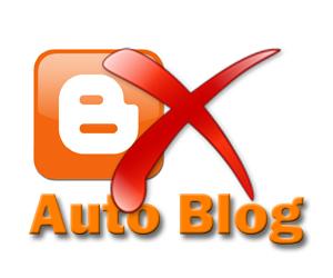 Cara Mengatasi Auto Content Blog