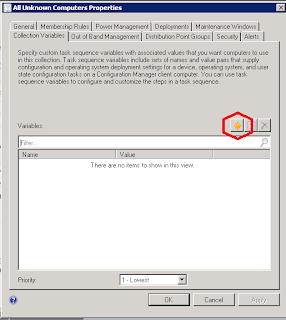 Prompt for Computer Name during SCCM OSD 3