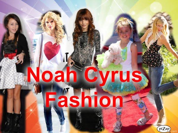 Noah Cyrus Fashion
